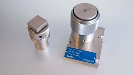 Crimp module analyzer