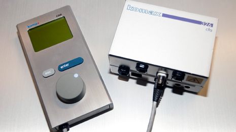 cfa 326 Crimp force analyzer