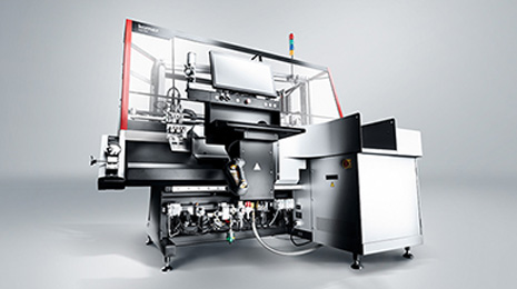 Wire harness manufacturing with Komax machines