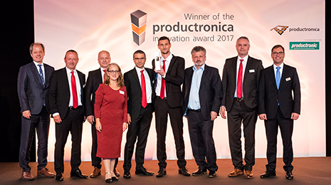 Productronica Innovation Award 2017