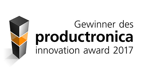 Gewinner des Productronica Innovation Award 2017