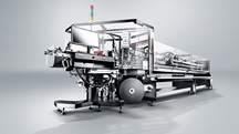 Sigma 688 ST – First fully automatic twisting machine with integrated spot taping