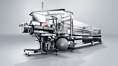 Sigma 688 Fully automatic twisting machine